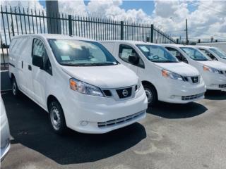 Nissan, NV de Carga 2020  Puerto Rico