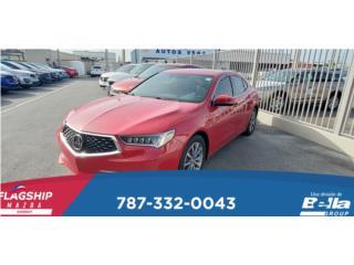 Acura, Acura TLX 2018, Acura MDX Puerto Rico