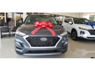 Hyundai, Tucson 2020, Sonata Puerto Rico