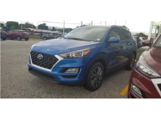 Hyundai, Tucson 2020, Tucson Puerto Rico