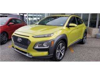 Hyundai, Kona 2020  Puerto Rico