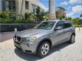 BMW, BMW X3 2012, BMW X2 Puerto Rico