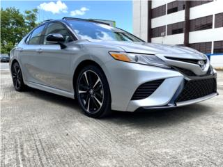 Toyota, Camry 2020, Chrysler Puerto Rico