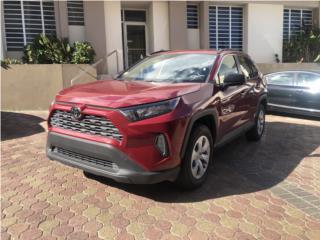 Toyota, Rav4 2019, Tercel Puerto Rico