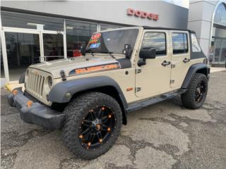 JEEP WRANGLER SPORT 2018 ¡4X4! , Jeep Puerto Rico