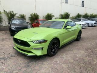 Ford, Mustang 2020  Puerto Rico