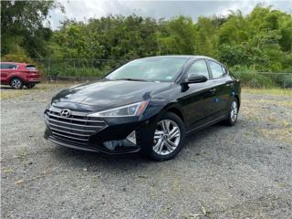 Hyundai, Elantra 2020, Accent Puerto Rico