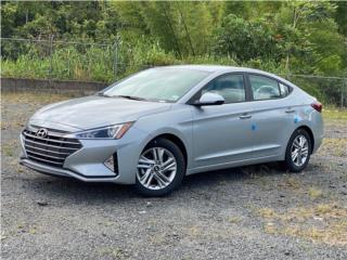 HYUNDAI ELANTRA 2019 / PAGOS DESDE $189 MENS , Hyundai Puerto Rico