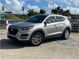 Hyundai, Tucson 2020, Accent Puerto Rico