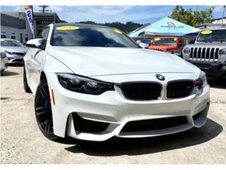 BMW, BMW M-4 2019  Puerto Rico