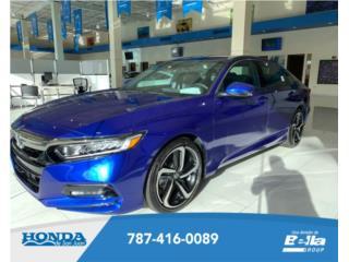 Honda, Accord 2020, Accord Puerto Rico