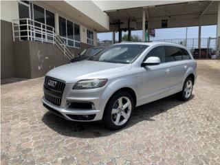 Audi Puerto Rico Audi, Audi Q7 2012