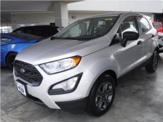 Ford, EcoSport 2020  Puerto Rico