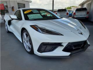 Chevrolet, Corvette 2020, Silverado Puerto Rico