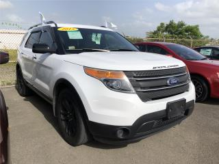 Ford Puerto Rico Ford, Explorer 2015