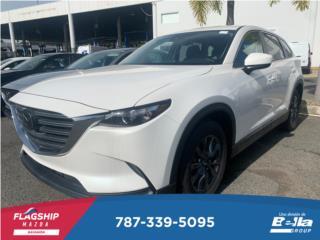 Mazda, Mazda CX-9 2021, Nissan Puerto Rico