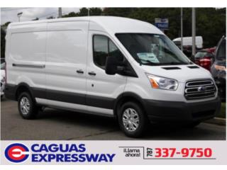 Ford Puerto Rico Ford, Transit Cargo Van 2019