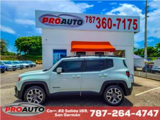JEEP RENEGADE 2017 , Jeep Puerto Rico