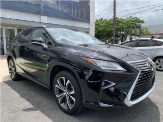 LEXUS RX  350 2016 CERTIFICADA , Lexus Puerto Rico