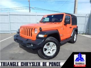 JEEP WRANGLER UNLIMITED SPORT 4X4 , Jeep Puerto Rico