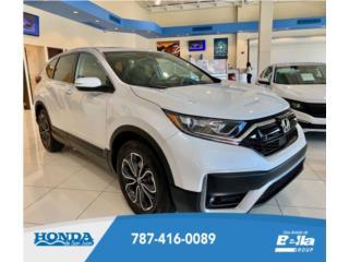 Honda, CR-V 2020, Hyundai Puerto Rico