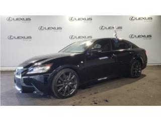 Lexus Puerto Rico Lexus, Lexus GS 2015