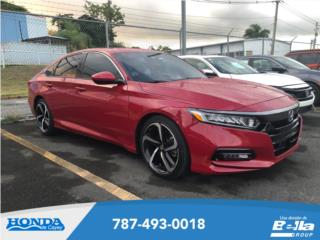 CIVIC SI COUPE STD. CON MOONROOF! , Honda Puerto Rico