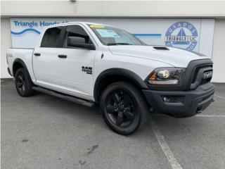 RAM 1500 2019 4X4! BLACK TOP!   , RAM Puerto Rico