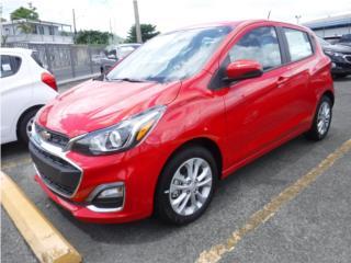 Chevrolet, Spark 2020  Puerto Rico