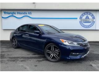 Honda Accord Sport 1.5T 2018 , Honda Puerto Rico