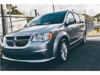 Dodge, Grand Caravan 2016, Charger Puerto Rico
