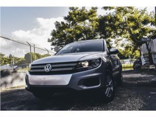 Volkswagen, Tiguan 2015  Puerto Rico