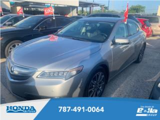 ACURA TLX ADVANCE'17,$33,495,USED CERTIFICATE , Acura Puerto Rico