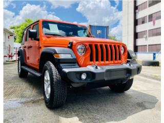 2020 Jeep Wrangler Unlimited Sport  , Jeep Puerto Rico