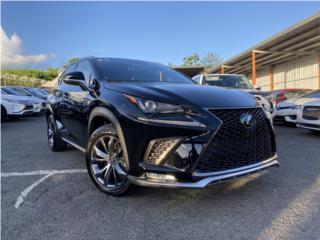 RX 350 F SPORT , Lexus Puerto Rico