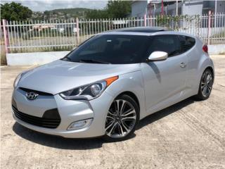 Hyundai Puerto Rico Hyundai, Veloster 2017