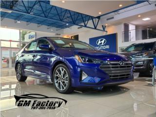 Hyundai Puerto Rico Hyundai, Elantra 2020