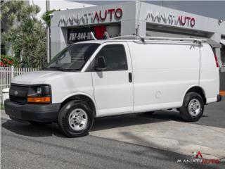 Chevrolet, Express Van 2016  Puerto Rico