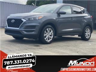 HYUNDAI TUCSON GLS 2020  , Hyundai Puerto Rico