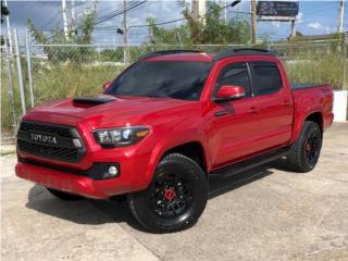 Toyota, Tacoma 2018, Tercel Puerto Rico