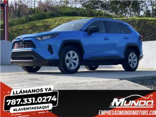 2020 FESTIVAL DE RAV 4 AL 2.98% , Toyota Puerto Rico