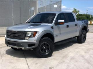 Ford, Raptor 2014  Puerto Rico