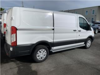 Ford Puerto Rico Ford, E-250 Van 2019