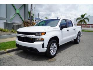 Chevrolet, Silverado 2020, Silverado Puerto Rico