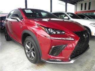 ***NX 200t F-SPORT 2017*** , Lexus Puerto Rico