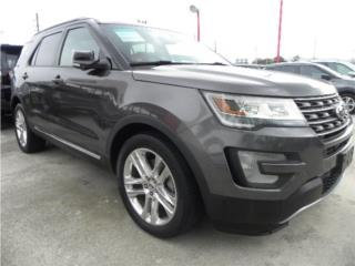 Ford Puerto Rico Ford, Explorer 2016