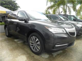 ACURA MDX TECNOLOGY PACKAGE , Acura Puerto Rico