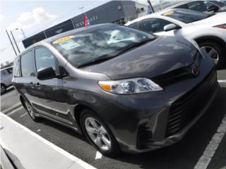 Toyota, Sienna 2019  Puerto Rico