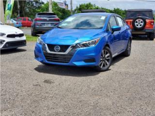 TU NUEVA TEGNOLOGIA NISSAN VERSA *S* *2020* , Nissan Puerto Rico