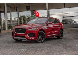 Jaguar, F-PACE 2017, E-PACE Puerto Rico
